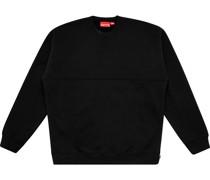 Stars Sweatshirt mit rundem Ausschnitt