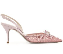 'Cinderella' Slingback-Pumps, 75mm