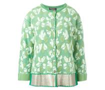Jacke mit floralem Muster - women