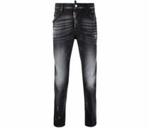 Skater Jeans im Distressed-Look