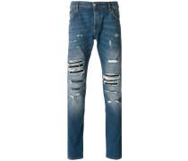 'Bear' Distressed-Jeans - men