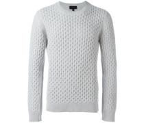 Pullover mit Kabelstrick