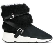 Moloko faux fur sneakers