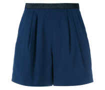 Shorts mit elastischem Bund - women