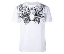 T-Shirt mit geometrischem Print - men
