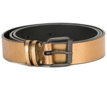 slim 'Cube' belt
