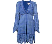 Kleid mit gewelltem Saum - women - Polyester - 0