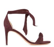 Sandalen mit Knoten - women - Wildleder - 37