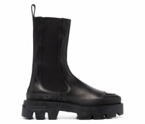 Chelsea-Boots im Military-Look