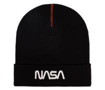 'NASA' Strickmütze