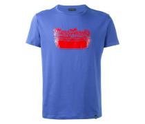 logo print T-shirt
