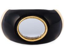 18kt vergoldeter 'Diana' Ring