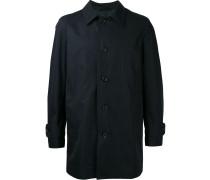Einreihiger Mantel - men - Polyester - 52