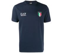 printed logo T-shirt