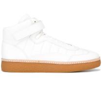 High-Top-Sneakers - men - Leder/rubber - 44