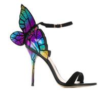 Sandalen mit Schmetterling