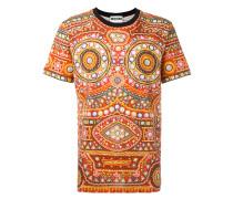 Besticktes T-Shirt - men - Baumwolle - S