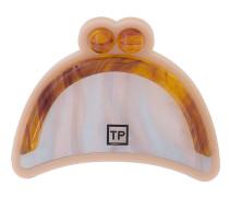 block colour hair clip