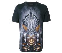T-Shirt mit digitalem Print