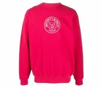 logo-print sweatshirt