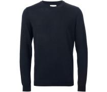 - Pullover mit Rundhalsausschnitt - men - Wolle