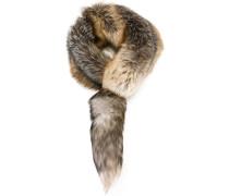 Schal aus Fuchspelz - women - Seide/Fuchspelz