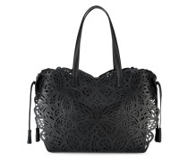 Liara Laser cut Tote Bag