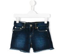 Ungesäumte Jeans-Shorts - kids