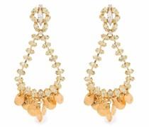 Riviera Ohrringe mit Kristallen