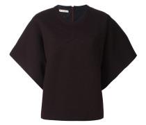 Sweatshirt mit weiten Ärmeln