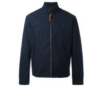 Jacke mit Stehkragen - men - Baumwolle/Nylon
