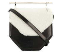 contrast tote