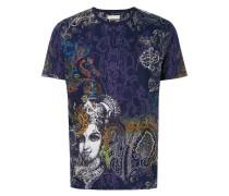Indian print T-shirt