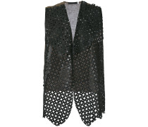 Gilet mit Cut-Outs