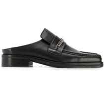 Loafer mit Zierkette