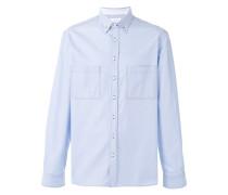 Oxford-Hemd mit Brusttasche
