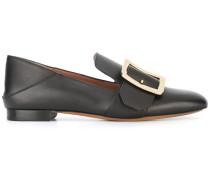 Loafer mit Schnalle - women - Kalbsleder/Leder