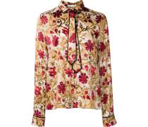 'Medieval Floral' Hemd - women
