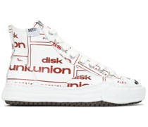 'Disc Union' High-Top-Sneakers