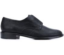 Loafer aus gekörntem Leder - women - Leder - 36