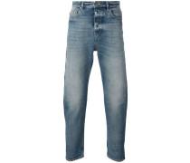 Jeans mit Waschung - men - Baumwolle - 35