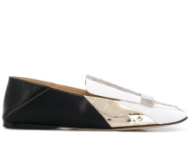 'Sr1' Loafer in Colour-Block-Optik