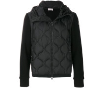 quilted bomber jacket - Unavailable