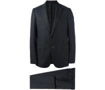 Zweiteiliger Anzug mit schmaler Passform