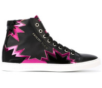 'Mirror Mirror' High-Top-Sneakers