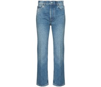 Cynthia Straight-Leg-Jeans