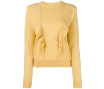 Pullover mit Volants - women