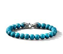 'Spiritual Beads' Armband mit Türkis