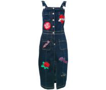 Jeanskleid mit Stickerei - women