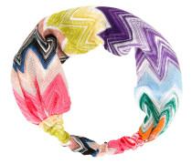 zig-zag hair band